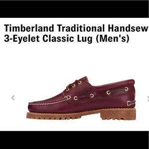 Timberland Traditional handsewn shoes in Size 13w